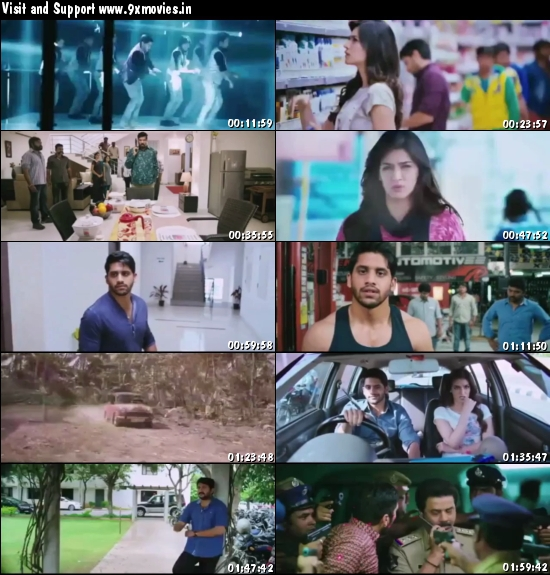 Vidroh Lets fight back 2016 Hindi Dubbed 480p HDRip