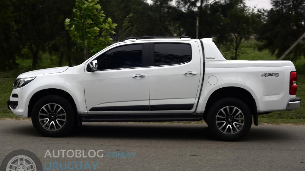 Prueba: Chevrolet S10 High Country 2.8 CTDI 4x4 A/T : Autoblog ...
