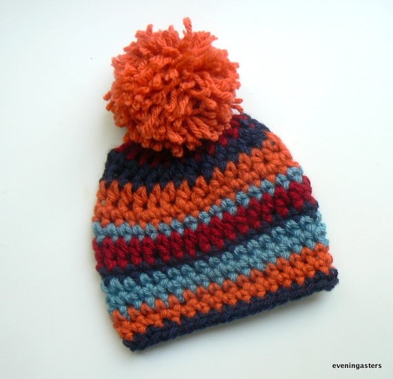Eveningasters Collection Handmade Winter Baby Boy Hats