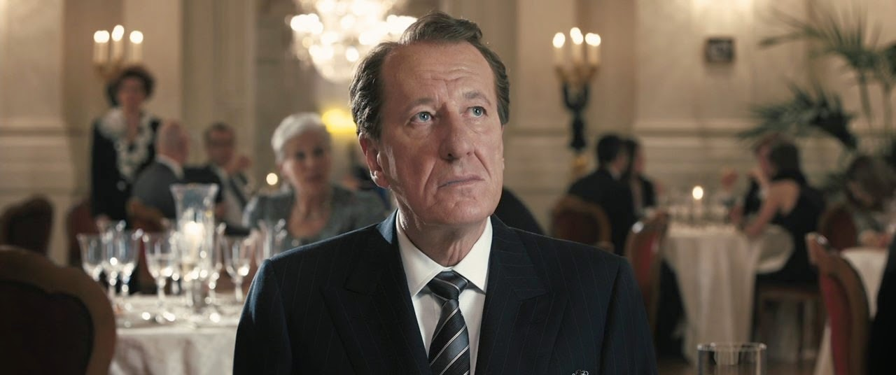 the best offer geoffrey rush