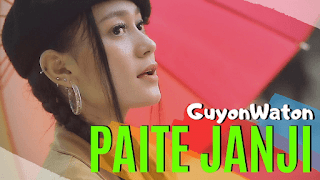 Lirik Lagu Paite Janji - Vita Alvia (Guyon Waton Version)