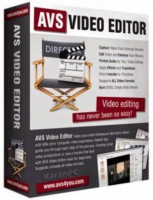 AVS Video Editor Free