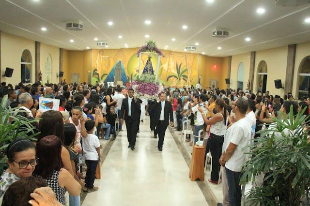 Cultura, música e religiosidade marcam início dos festejos de setembro de São Desidério