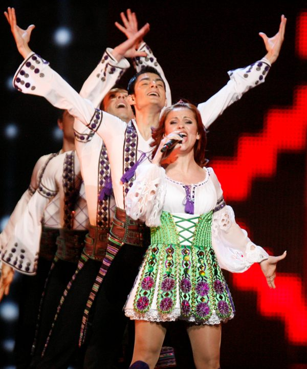 The Unofficial Eurovision Song Contest Blog: The Eurovision Hotties
