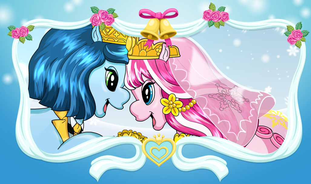 filly wedding