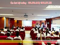 Một sự kiện được tổ chức tại Hội trường của TATI