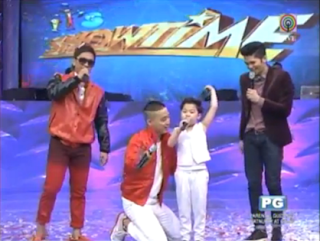 Little Psy on Showtime 11-9-2012