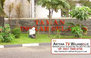 Jual ANTENA TV WAJANBOLIC  Bandung-Perum Taman Lingkar Selatan Bnadung