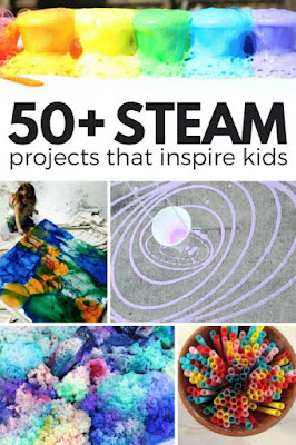 50 STEAM Projects for Kids
