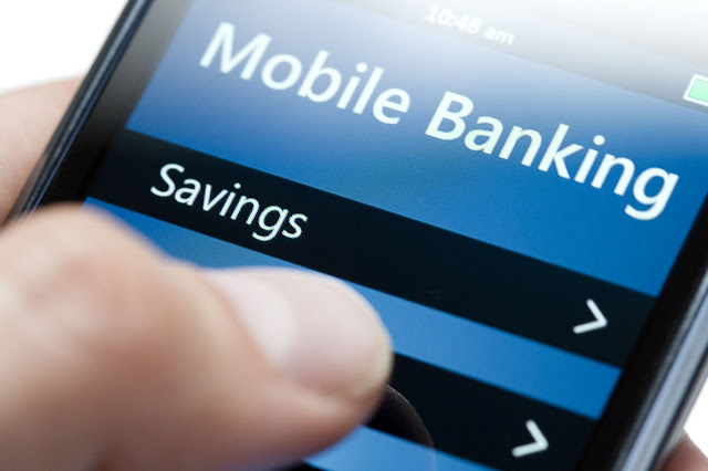 @How to use mobile banking procedure on andriod smartphone