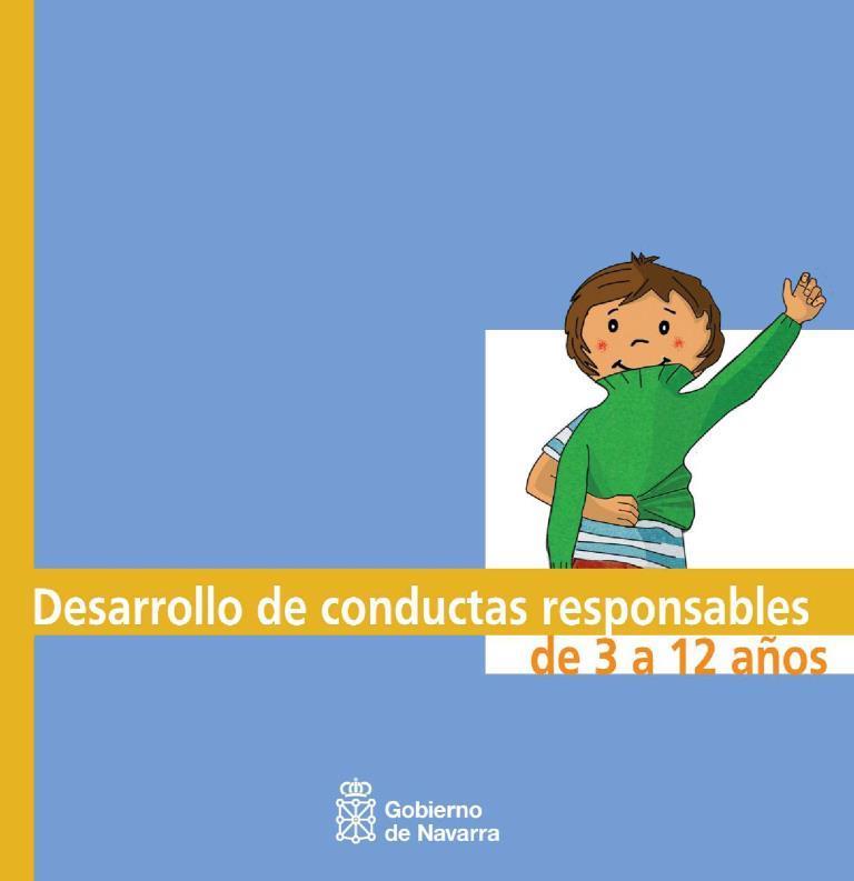 Desarrollo de conductas responsables 3 a 12 años