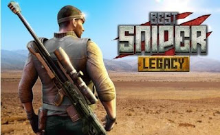 Free Download Best Sniper Legacy v1.05 Mod Apk (Unlimited Money) Terbaru