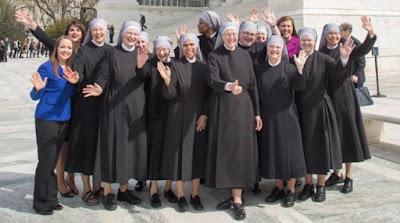 Religiosas derrotan mandato abortista de Obama ante la Corte Suprema