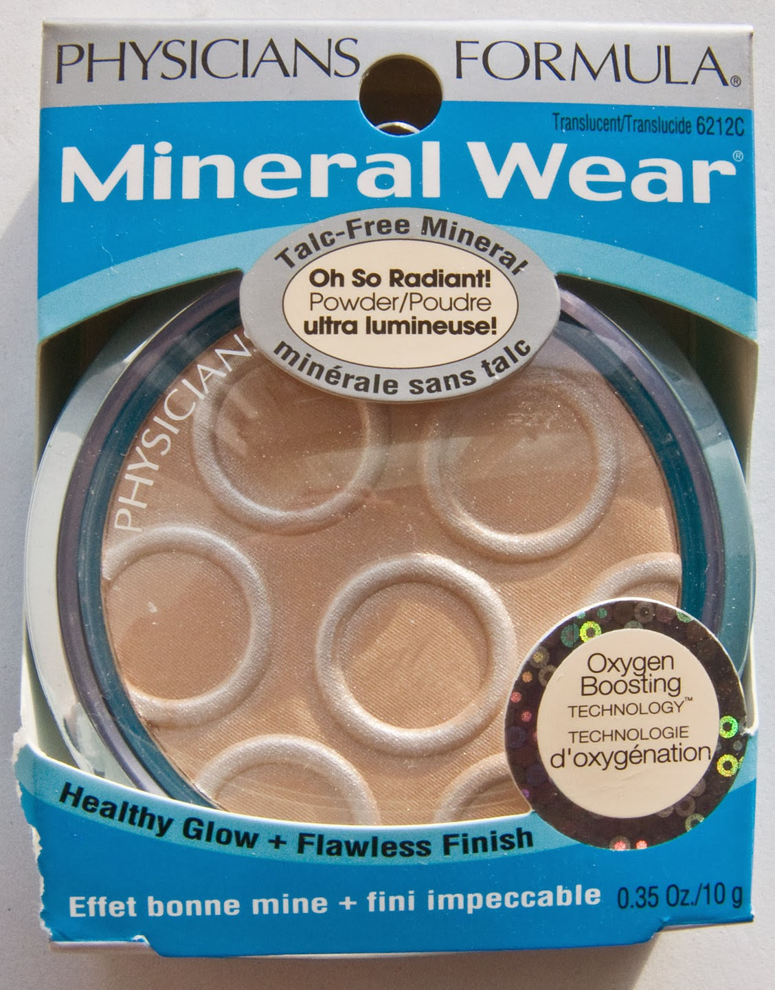 Mineral Wear Correcting Kit by Physicians Formula #22