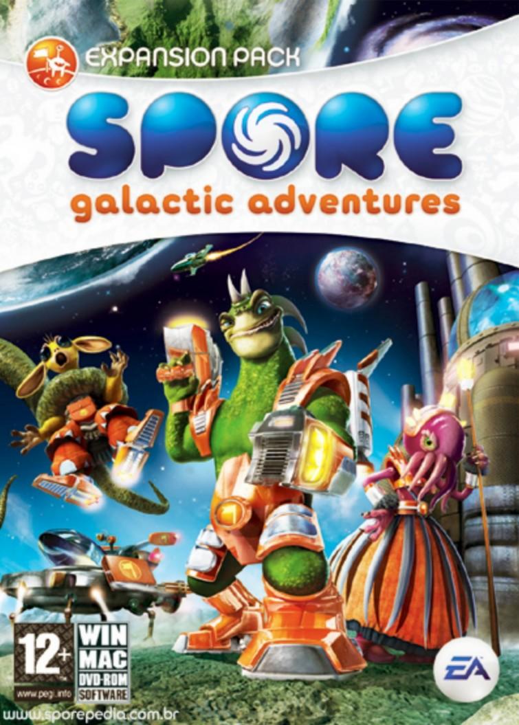 Filmov zia spore galactic adventures - Spore galactic adventures wallpaper ...