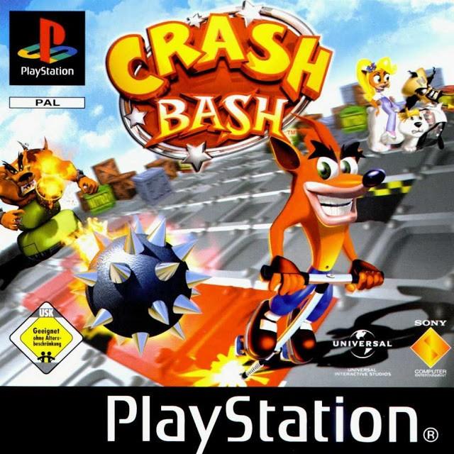 تحميل لعبة كراش باش سوني 1 للكمبيوتر