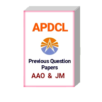 APDCL Previous year question papers download.