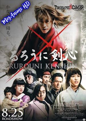 Rurouni Kenshin: Meiji Kenkaku Romantan [Live-Action] [Latino/Sub-Español] [Mega] [HD]