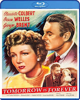 Tomorrow is Forever 1946 Blu-ray