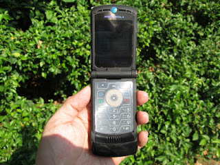 Hape Jadul Motorola V3 Seken Mulus Kolektor Item