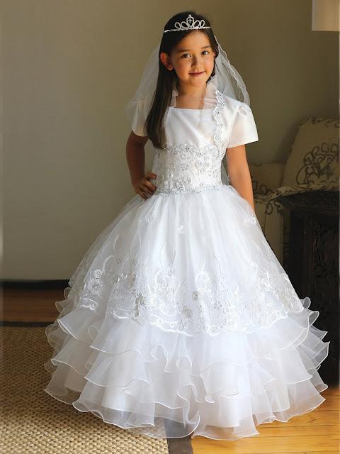 vestidos de primera comunion y bautizo