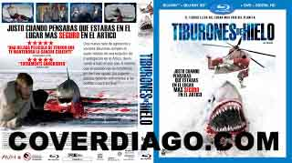 Ice Sharks - Tiburones de Hielo - Bluray / Bluray 3D