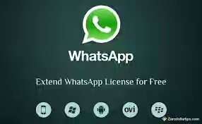 6 Easy Ways To Extend Your Whatsapp Period To Another 1 Year price in nigeria