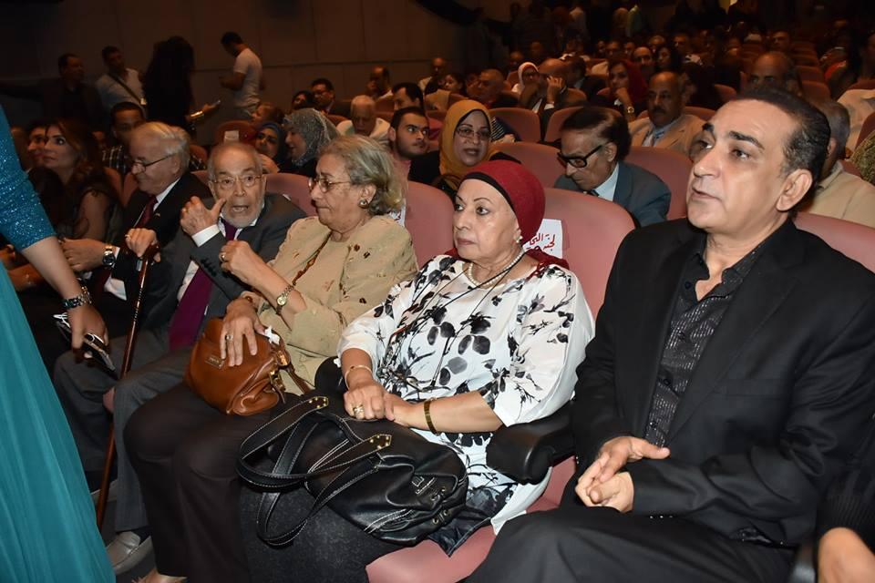 بالصور...افتتاح مهرجان كام السينمائي للافلام التسجيلية والقصيرة .دورة المخرج محمد خان