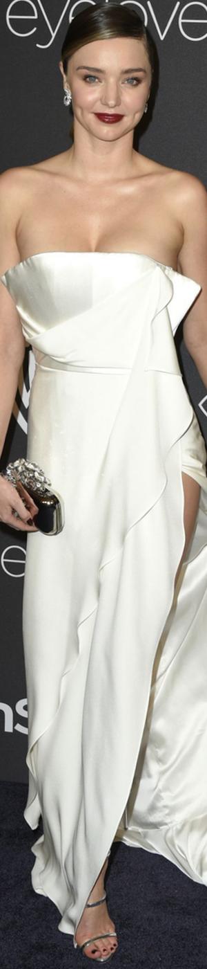 Miranda Kerr 2017 Golden Globes After Party