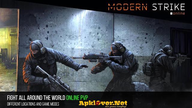 Modern Strike Online APK v1.23.3 MOD unlimited ammo