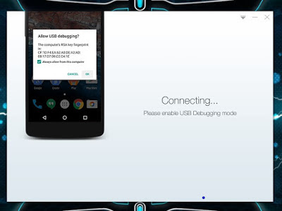 KingoRoot PC ile Android Telefon Rootlama [Resimli Anlatım]