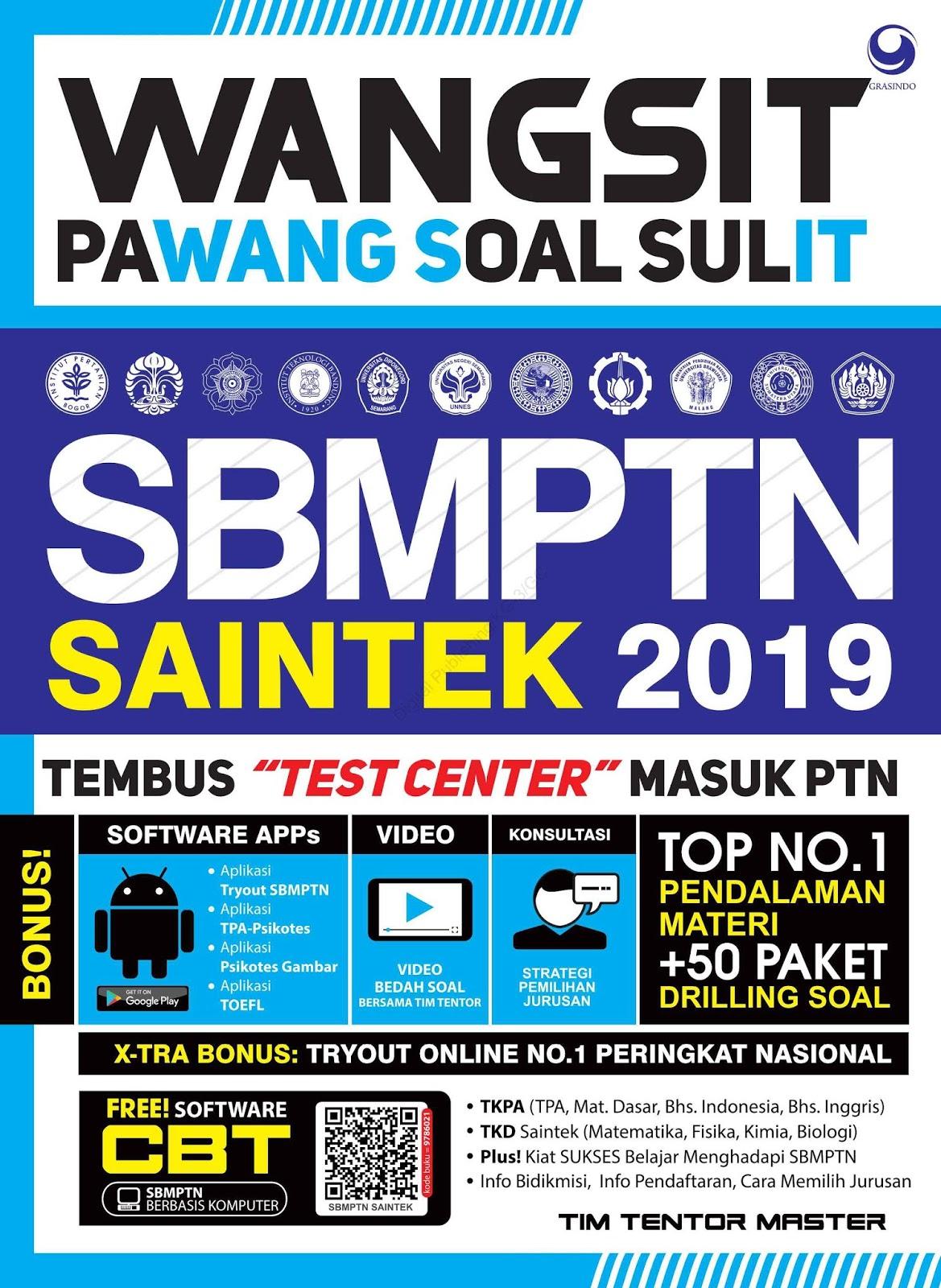 Wangsit (Pawang Soal Sulit) SBMPTN SAINTEK