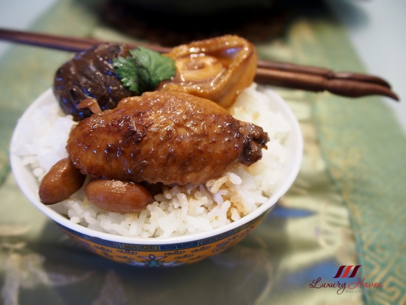 lee kum kee oyster sauce chicken with abalone