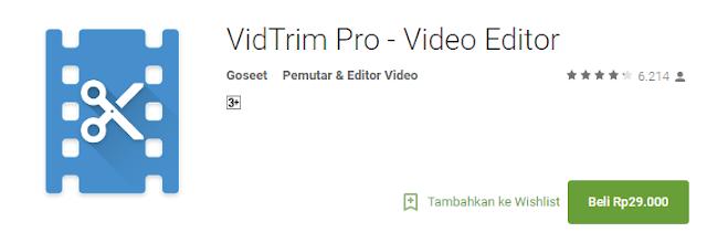 VidTrim Pro