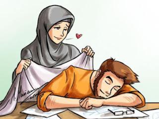Pengaruh Tabiat Istri Terhadap Cara Suami Mencari Nafkah