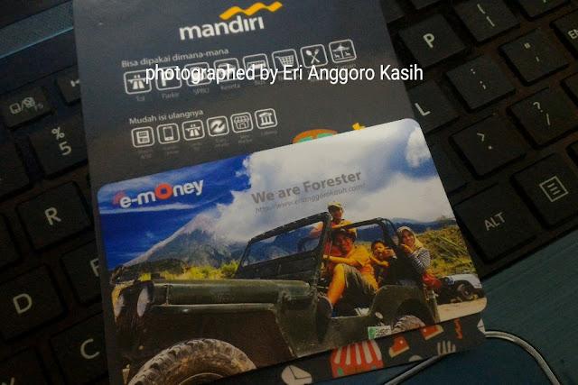 eMoney Mandiri Design Sendiri