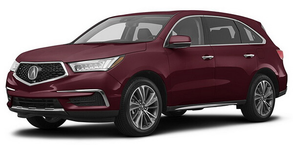 2017 Acura MDX Prices, Reviews and Pictures