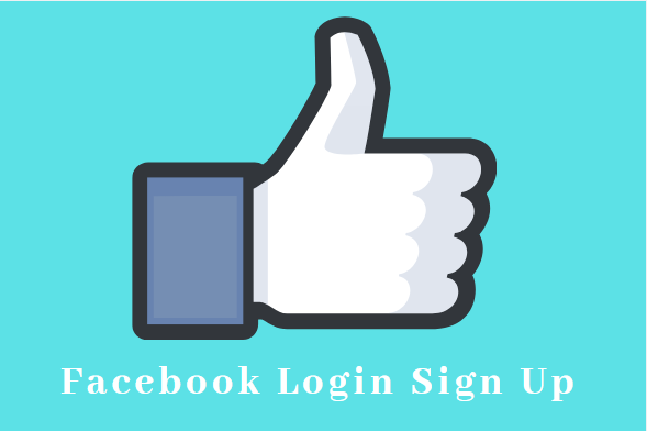 Facebook Login Sign Up