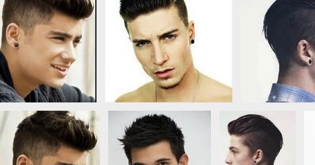 Jenis Model Potongan Rambut Pria