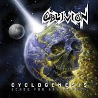 """Ακούστε το τραγούδι των Oblivion """"Germ Warfare"""" από τον δίσκο - συλλογή """"Cyclogenesis: Songs For Armageddon"""""""