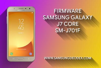 Samsung Firmware J701F DS J7 Core Nxt 2017