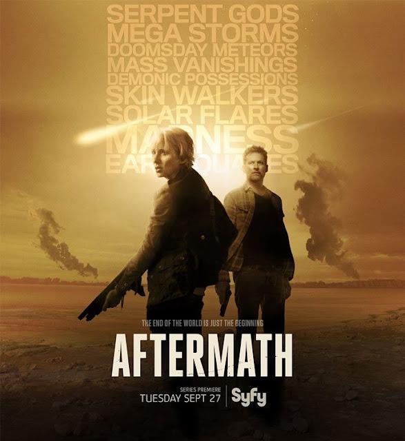 Aftermath (2016-) ταινιες online seires xrysoi greek subs