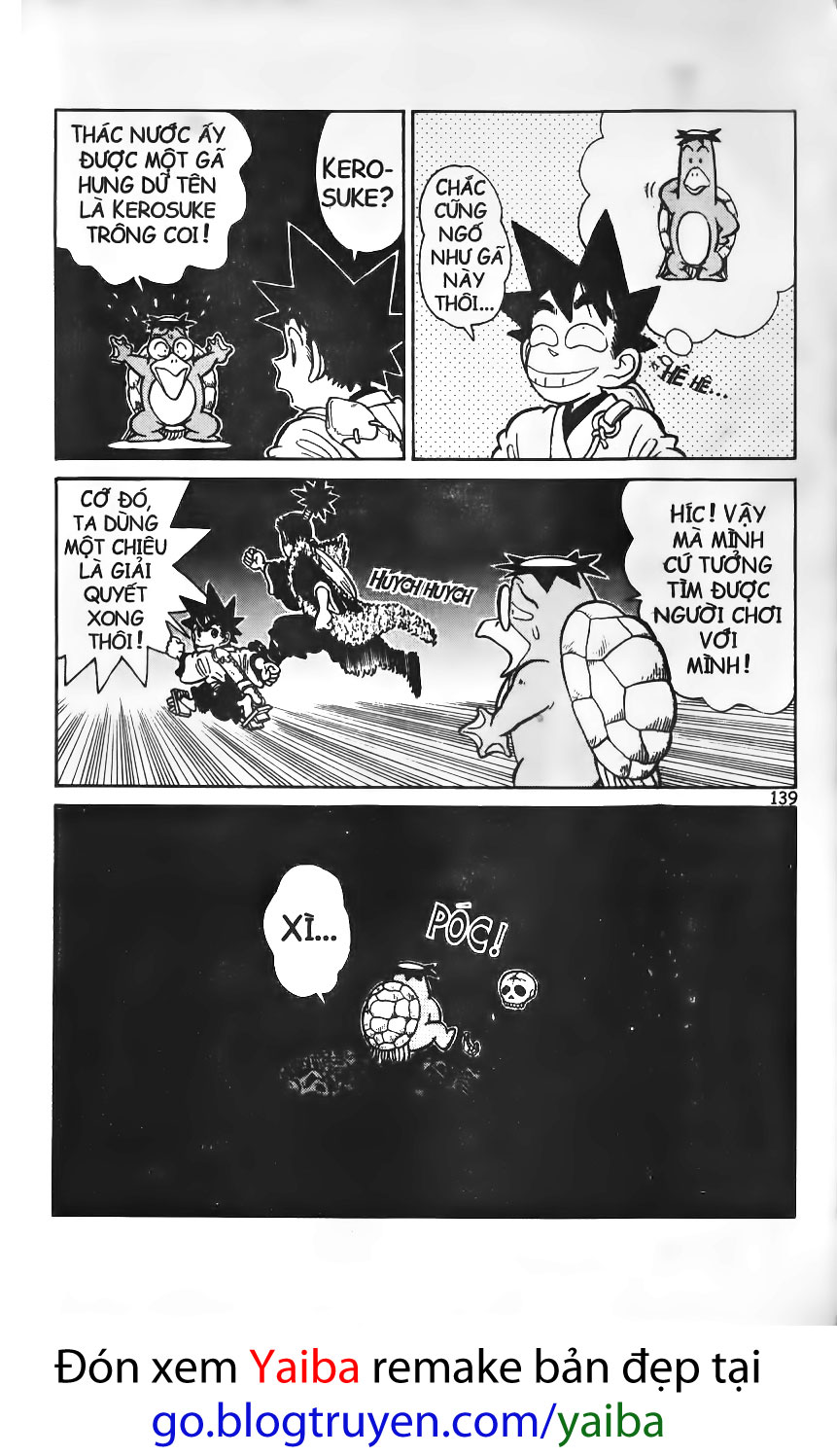 Yaiba chap 97 trang 12