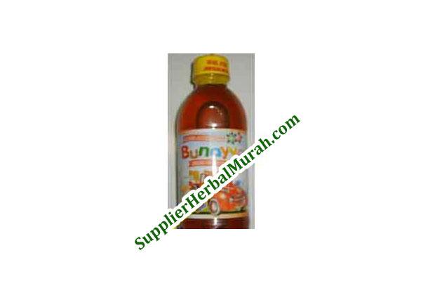 Madu Anak + DHA Bunayya 200 ml