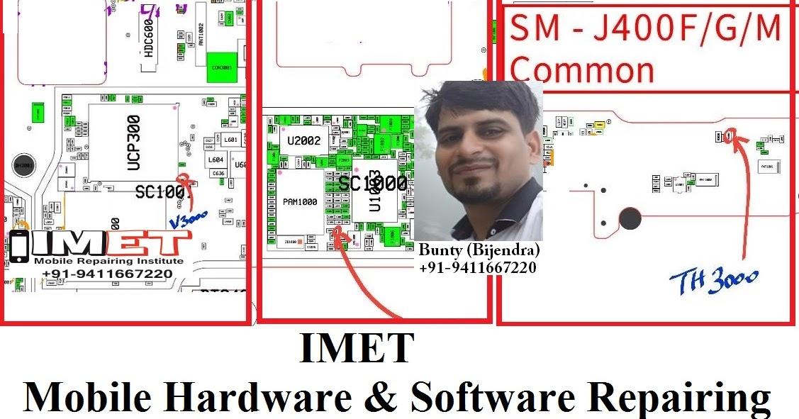 Samsung Galaxy J4 J400F Charging Paused Problem Solution - IMET