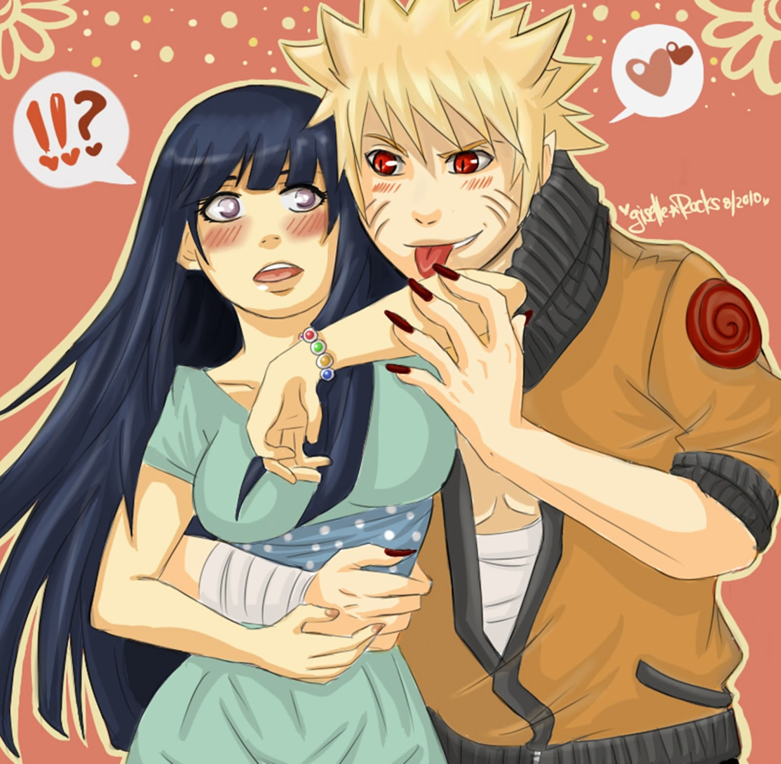 Gambar Kartun Naruto Romantis Nusagates