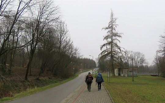 Wysowa-Zdrój.