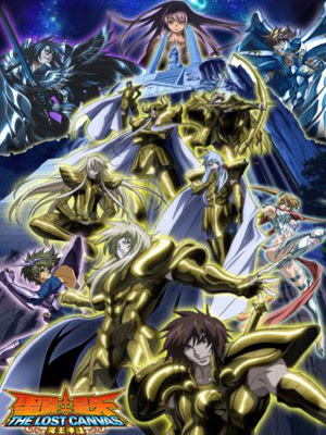 Saint Seiya: The Lost Canvas 26/26 HD [Dual][MEGA]