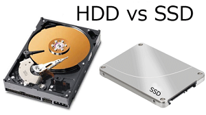 What is the Difference Between SSD vs HDD | About Solid State Drive Full Detail