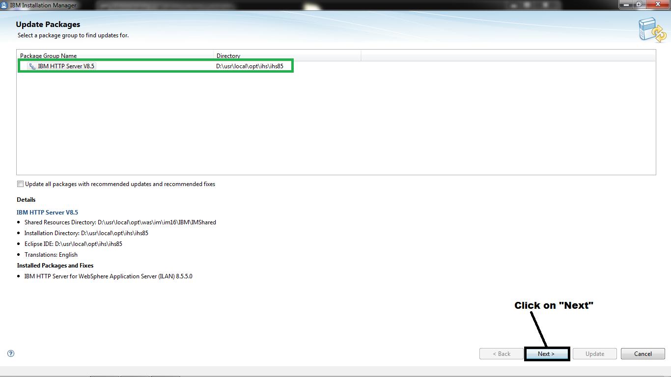 IBM WebSphere Application Server